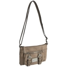 Kenneth Cole Reaction Cargo Mini Purse (For Women) in Stone - Closeouts