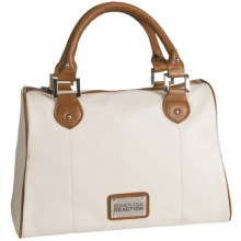 Kenneth Cole Reaction Street Fair Purse (For Women) in Ivory/Cognac - Closeouts