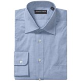 Kenneth Gordon 2-Ply Pinpoint Dress Shirt - Long Sleeve (For Men)