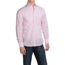 Kenneth Gordon Cotton Sport Shirt - Long Sleeve (For Men) in Pink - Closeouts