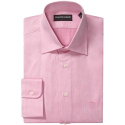 Kenneth Gordon French Front Dress Shirt - Twill, Long Sleeve (For Men) in Purple