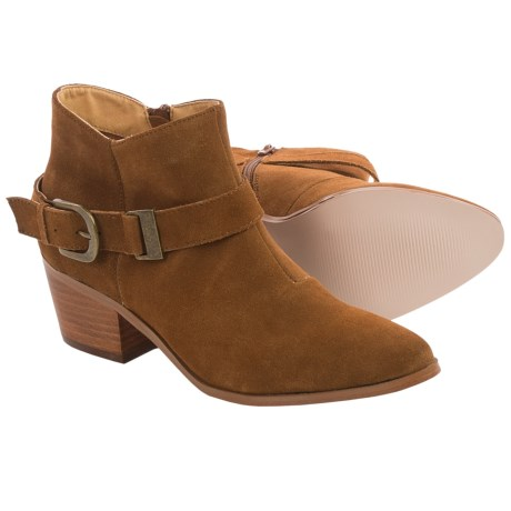 Kensie Colten Ankle Boots Suede (For Women)