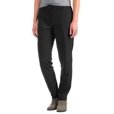 Kensie Straight-Leg Pants (For Women) in Black - Closeouts