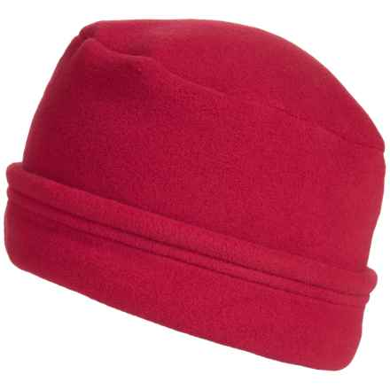 bc785f3ca5c Kenyon 200 Polartec® Fleece Toque Hat (For Women) in Red - Closeouts