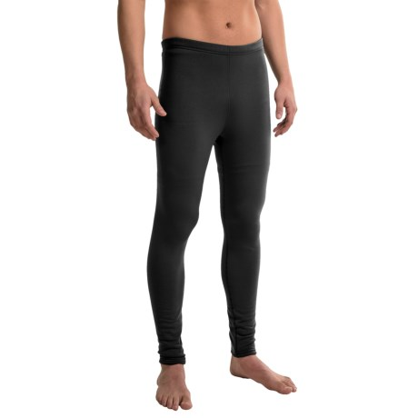 Kenyon Base Layer Bottoms - Polartec® Power Stretch® (For Men) in Black