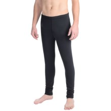 Kenyon Base Layer Bottoms - Wool Blend, Heavyweight (For Men) in Black - 2nds
