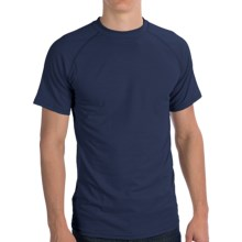 Kenyon Fire Retardant Crew Shirt - Short Sleeve (For Men) in Navy - Closeouts