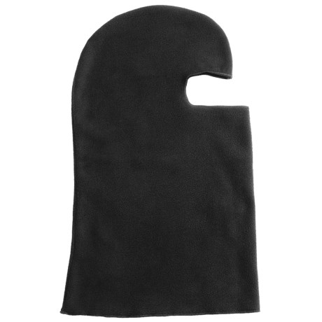 Kenyon Fleece Balaclava - Expedition Weight (For Men and Women) in Black
