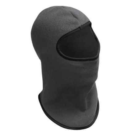 Kenyon Fleece Balaclava (For Little and Big Kids) in Charcoal - Closeouts