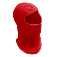 Kenyon Fleece Balaclava (For Little and Big Kids) in Red - Closeouts