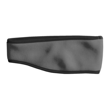 Kenyon Fleece Earband (For Men and Women) in Black