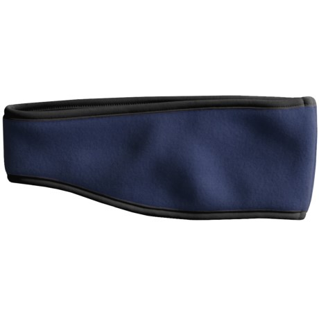 Kenyon Fleece Earband (For Men and Women) in Navy/Black