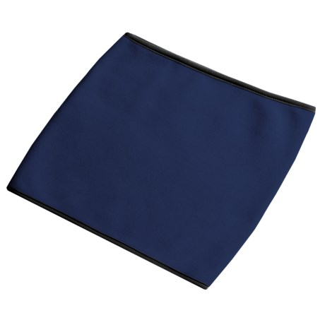 Kenyon Fleece Gaiter - 200 Wt. (For Men and Women) in Navy/Black