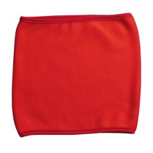 Kenyon Fleece Neck Gaiter (For Little and Big Kids) in Red - Closeouts