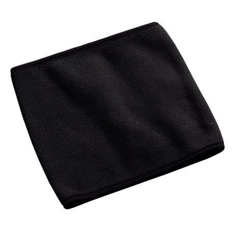 Kenyon Fleece Neck Gaiter (For Youth) in Black