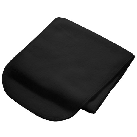 Kenyon Fleece Scarf - 200 Wt. (For Men and Women) in Black