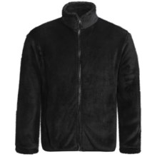Kenyon High-Loft Polartec® Fleece Jacket (For Men) in Black - 2nds
