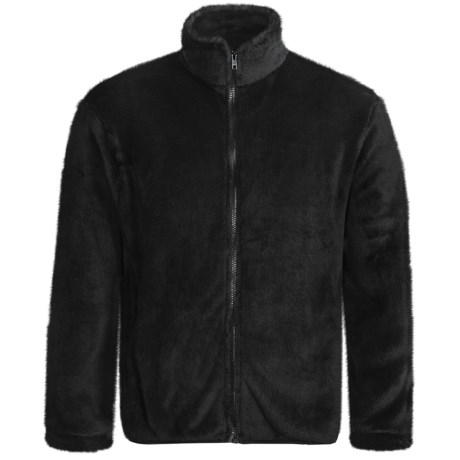 Kenyon High-Loft Polartec® Fleece Jacket (For Men) in Black