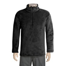 Kenyon High-Loft Polartec® Fleece Jacket (For Tall Men) in Black - 2nds