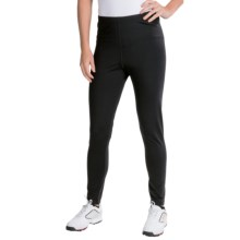 Kenyon Lightweight Base Layer Bottoms (For Women) in Black - Closeouts
