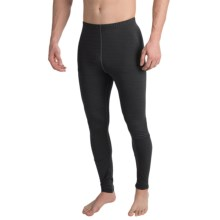 Kenyon Lightweight Base Layer Bottoms - Polartec® Power Stretch® (For Men) in Charcoal - 2nds