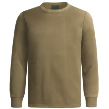 Kenyon Long Underwear Top - Expedition Weight (For Men) in Brown - Closeouts