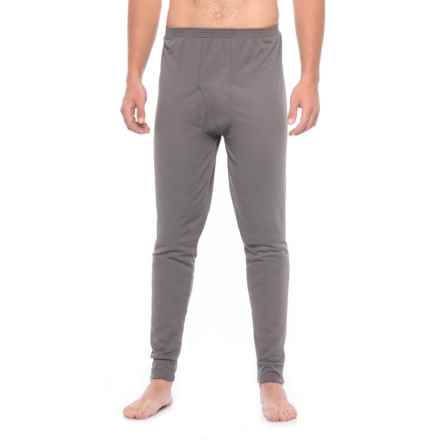 Kenyon Midweight Waffle Base Layer Pants (For Tall Men) in Grey - Closeouts