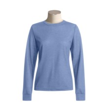 Kenyon Outlast® Long Underwear Top - Midweight, Long Sleeve (For Women) in Light Blue - 2nds