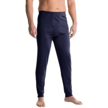 Kenyon Polarskins Base Layer Bottoms - Midweight (For Men) in Navy - Closeouts