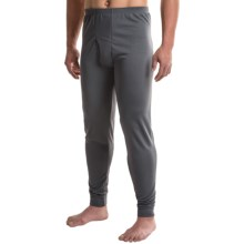 Kenyon Polarskins Base Layer Bottoms - Midweight (For Tall Men) in Grey - Closeouts