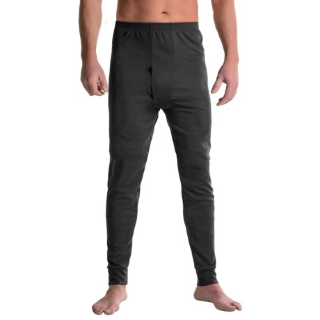 Kenyon Polarskins Base Layer Pants - Lightweight (For Tall Men) in Black
