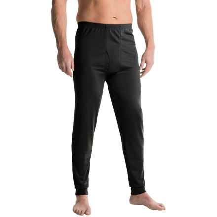 Kenyon Polarskins Base Layer Pants - Midweight (For Men) in Black - Closeouts
