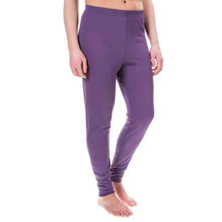 Kenyon Polarskins Base Layer Pants - Midweight (For Women) in Purple - Closeouts