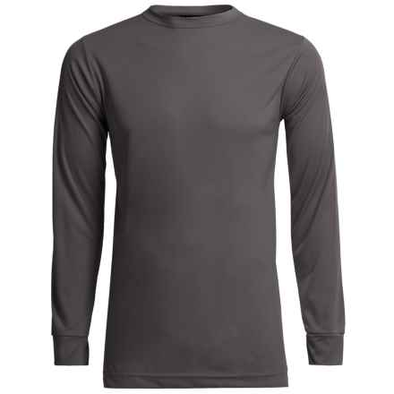 Kenyon Polarskins Base Layer Top - Lightweight, Long Sleeve (For Men) in Grey - Closeouts