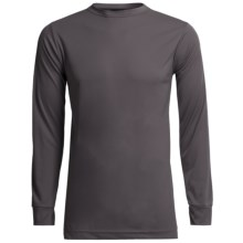 Kenyon Polarskins Base Layer Top - Lightweight, Long Sleeve (For Tall Men) in Grey - Closeouts