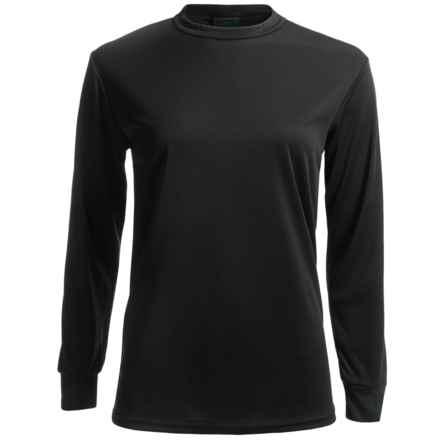 Kenyon Polarskins Base Layer Top - Lightweight, Long Sleeve (For Women) in Black - Closeouts