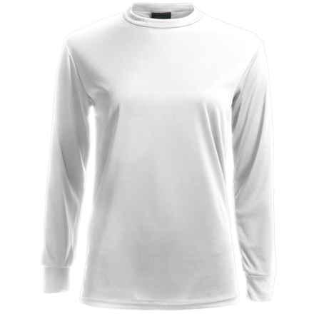Kenyon Polarskins Base Layer Top - Lightweight, Long Sleeve (For Women) in White - Closeouts