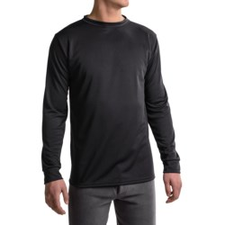 Kenyon Polarskins Base Layer Top - Midweight, Long Sleeve (For Men) in Grey