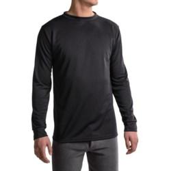 Kenyon Polarskins Base Layer Top - Midweight, Long Sleeve (For Men) in Grey