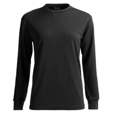 Kenyon Polarskins Base Layer Top - Midweight, Long Sleeve (For Women) in Black - Closeouts