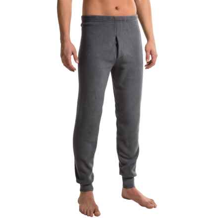 Kenyon Polarskins Expedition Base Layer Bottoms - Heavyweight (For Men) in Grey - Closeouts