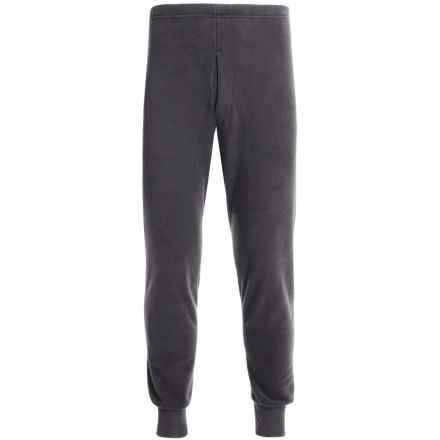 Kenyon Polarskins Expedition Base Layer Bottoms - Heavyweight (For Tall Men) in Grey - Closeouts