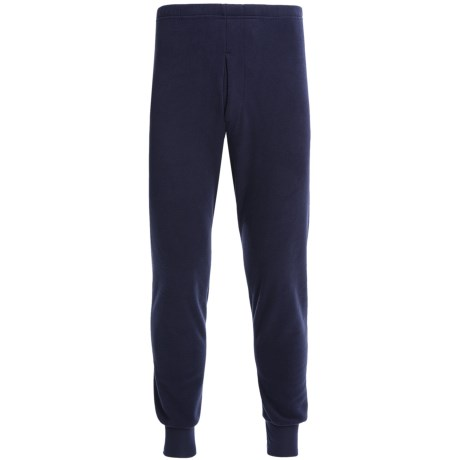 Kenyon Polarskins Expedition Base Layer Bottoms - Heavyweight (For Tall Men) in Navy