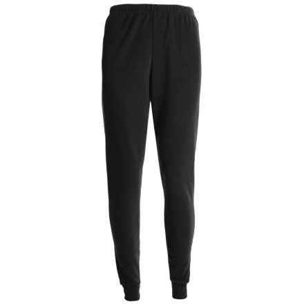 Kenyon Polarskins Expedition Base Layer Bottoms - Heavyweight (For Women) in Black - Closeouts