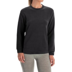 Kenyon Polarskins Expedition Base Layer Top - Heavyweight (For Women) in Black
