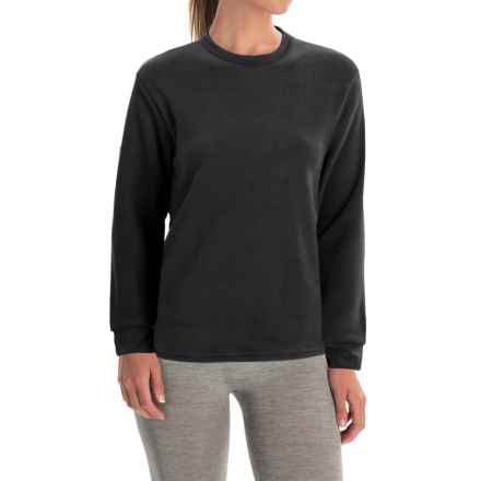 Kenyon Polarskins Expedition Base Layer Top - Heavyweight (For Women) in Black - Closeouts