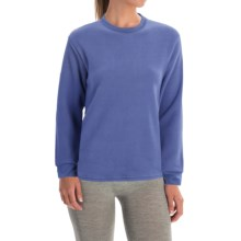 Kenyon Polarskins Expedition Base Layer Top - Heavyweight (For Women) in Med Blue - Closeouts