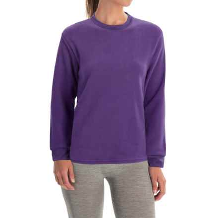 Kenyon Polarskins Expedition Base Layer Top - Heavyweight (For Women) in Purple - Closeouts
