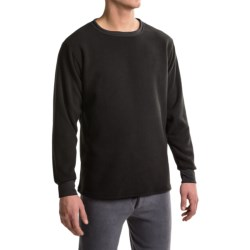 Kenyon Polarskins Expedition Base Layer Top - Heavyweight, Long Sleeve (For Men) in Black