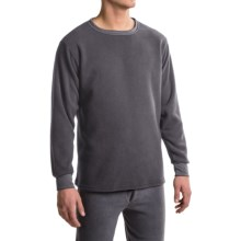 Kenyon Polarskins Expedition Base Layer Top - Heavyweight, Long Sleeve (For Men) in Grey - Closeouts